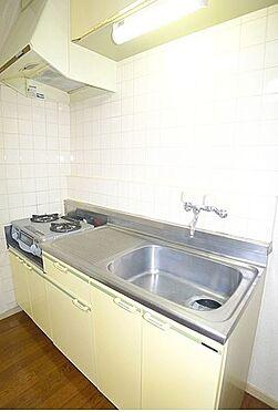 アパート-柏市大井 キッチン
