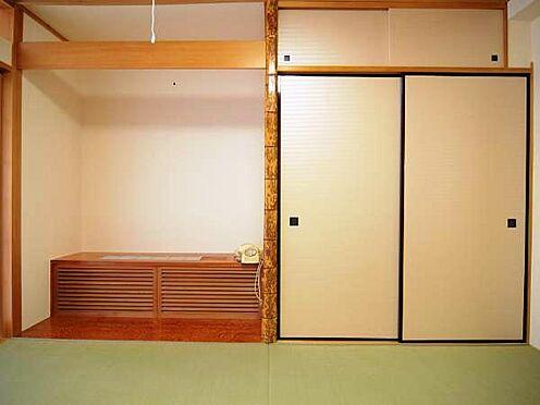 中古マンション-熱海市上多賀 和室をベースとしてお部屋になります。