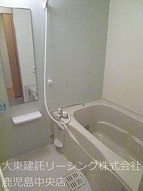 アパート-宮崎市清武町岡2丁目 I1階浴室