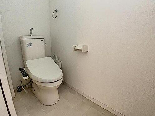 戸建賃貸-名古屋市守山区大字上志段味字稲堀田新田 ウォシュレット付きのトイレ
