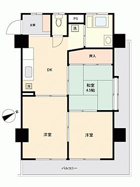 マンション(建物一部)-新宿区西落合3丁目 間取り