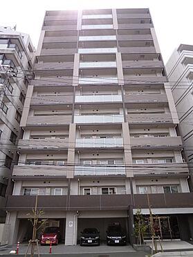 マンション(建物一部)-川口市芝新町 現地外観写真、12階建て