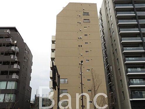 中古マンション-渋谷区本町3丁目 初台中央マンションの外観です。