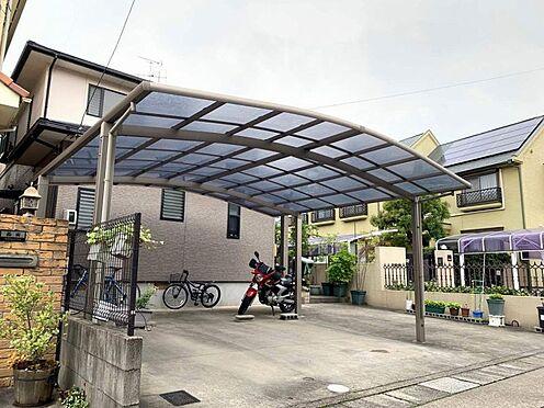 中古一戸建て-名古屋市西区南川町 並列3台駐車可能!