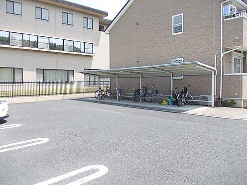アパート-笠間市鯉淵 駐車場