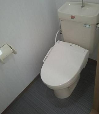 アパート-佐倉市臼井田 トイレ