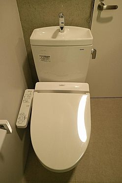 マンション(建物全部)-板橋区常盤台1丁目 トイレ