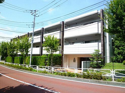 中古マンション-八王子市松木 閑静な住宅街に立地しています