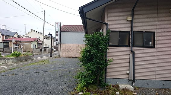住宅付店舗(建物全部)-石巻市丸井戸3丁目 外観