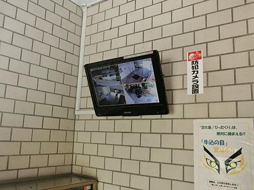 マンション(建物一部)-新宿区喜久井町 設備