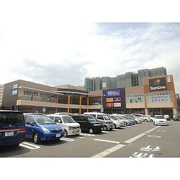 マンション(建物全部)-北九州市小倉南区北方2丁目 Sun Live(サンリブ) もりつね店(1121m)