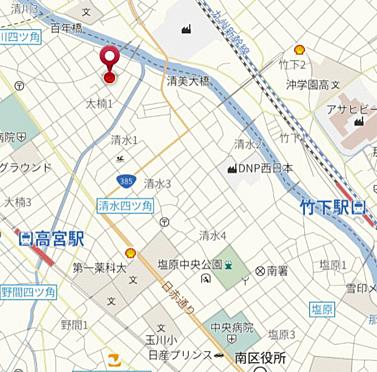 区分マンション-福岡市南区大楠1丁目 その他
