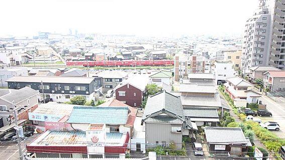 中古マンション-岡崎市矢作町字尊所 高層階ならではの眺望の良さ!