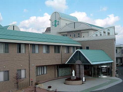 アパート-和歌山市西浜 【総合病院】愛徳医療福祉センターまで2045m