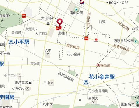 マンション(建物一部)-東久留米市滝山3丁目 その他