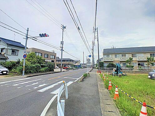 土地-西尾市戸ケ崎4丁目 陽光あふれる閑静な住宅地は新生活にピッタリです。