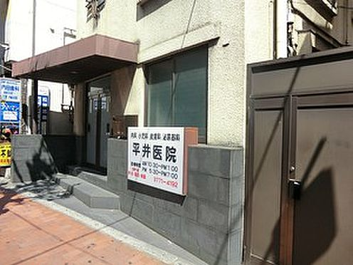 アパート-大田区山王4丁目 平井医院