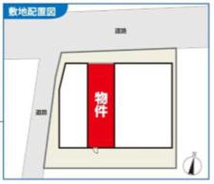 店舗事務所(建物一部)-板橋区清水町 区画図