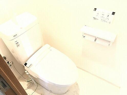 中古マンション-神戸市須磨区道正台1丁目 トイレ