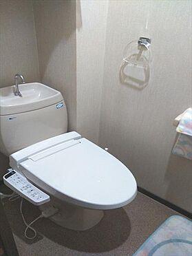 マンション(建物一部)-北本市東間5丁目 トイレ