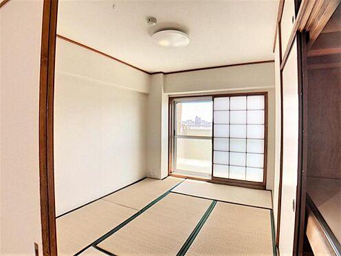 中古マンション-名古屋市千種区今池南 普段使いにも来客時にも嬉しい和室♪