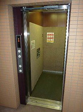 中古マンション-水戸市見和2丁目 エレベーター