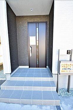 新築一戸建て-仙台市泉区山の寺2丁目 玄関