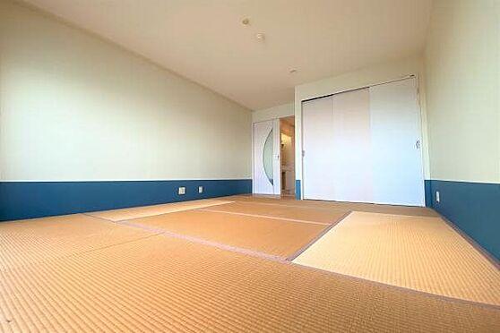リゾートマンション-熱海市上多賀 和室1:2006年3月に室内はリフォーム済みの為次の方が気持ちよくつかえます。