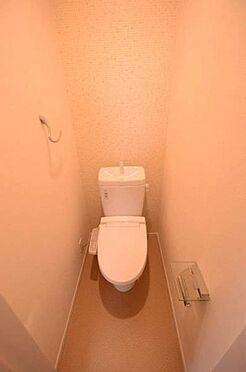 アパート-足立区梅田2丁目 トイレ