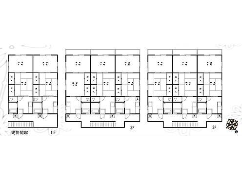 マンション(建物全部)-飯能市栄町 間取り