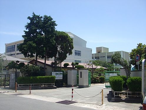中古マンション-神戸市垂水区五色山8丁目 神戸市立歌敷山中学校