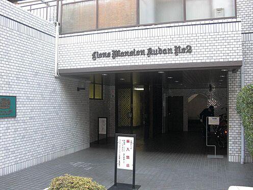 マンション(建物一部)-千代田区九段南3丁目 エントランスアプローチです。