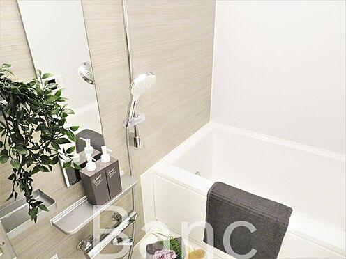 中古マンション-新宿区西早稲田3丁目 追炊き付バスルーム