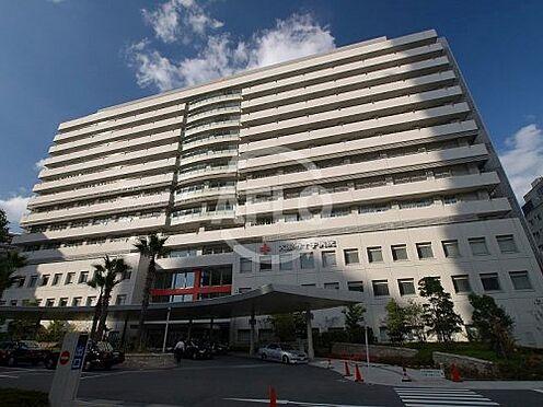 区分マンション-大阪市天王寺区小橋町 【総合病院】大阪赤十字病院まで560m