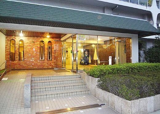 マンション(建物一部)-大阪市城東区今福東2丁目 スロープのあるアプローチ
