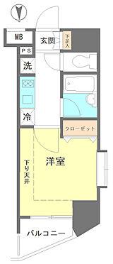 マンション(建物一部)-文京区西片1丁目 間取り