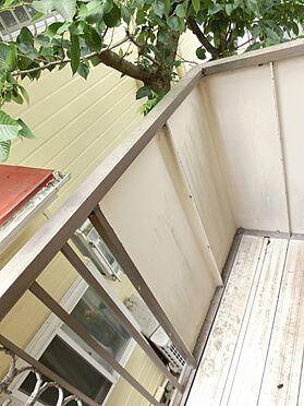 アパート-横須賀市粟田2丁目 陽当たり、風通し良好。