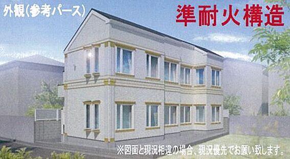 アパート-世田谷区代沢5丁目 外観