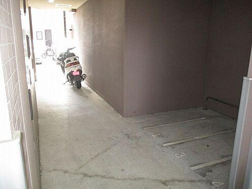 中古マンション-大阪市東成区中道2丁目 バイク置場