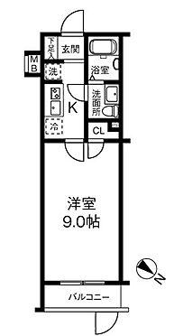 マンション(建物一部)-調布市東つつじケ丘1丁目 間取り