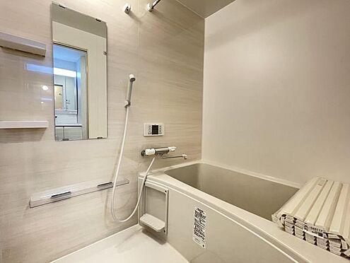 中古マンション-半田市堀崎町2丁目 1日の疲れを癒す浴室♪