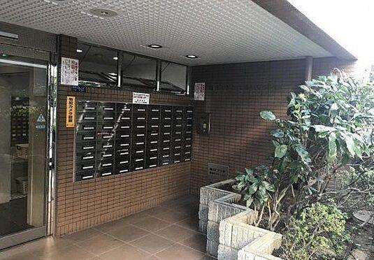 マンション(建物一部)-大阪市中央区安堂寺町2丁目 綺麗にされたエントランス