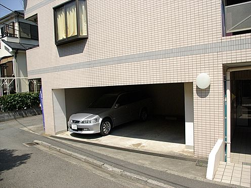マンション(建物一部)-川崎市中原区木月4丁目 駐車場