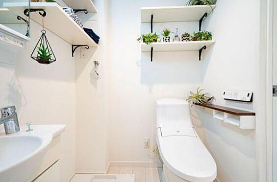 マンション(建物全部)-渋谷区本町6丁目 トイレ
