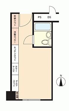 中古マンション-名古屋市東区東桜2丁目 間取り