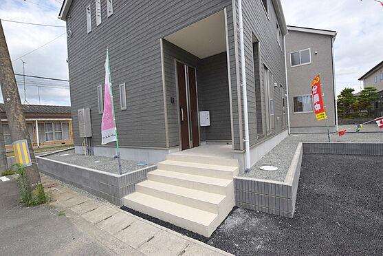 新築一戸建て-石巻市水明南2丁目 玄関