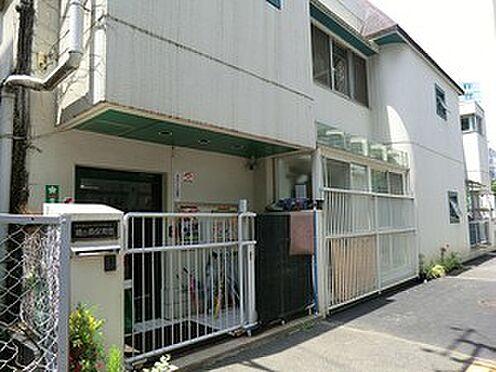 マンション(建物一部)-渋谷区神宮前1丁目 周辺環境:鳩の森保育園