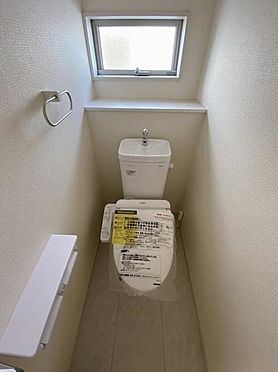 新築一戸建て-多賀城市山王字西町浦 トイレ