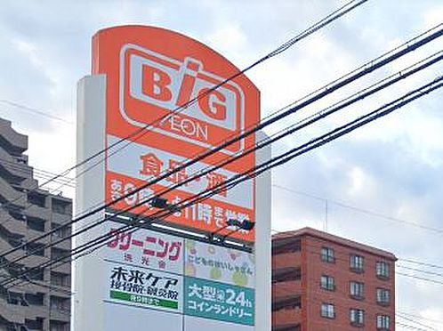 区分マンション-久留米市諏訪野町 ザ・ビッグ久留米すわの店。240m。徒歩3分。