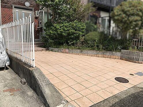 中古テラスハウス-神戸市北区君影町4丁目 外観